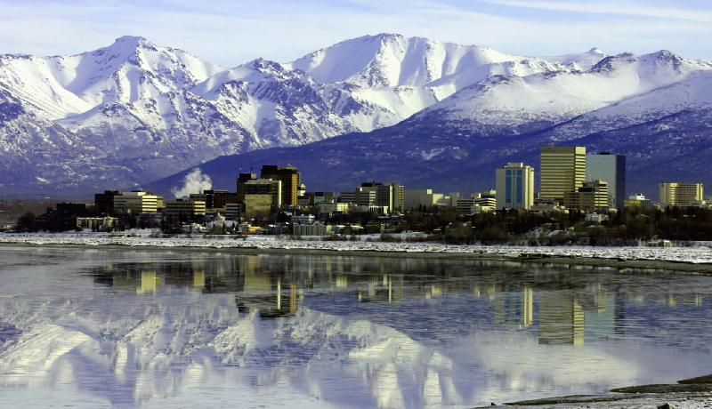 Cruises to Anchorage