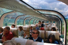 Holland America and Rocky Mountaineer